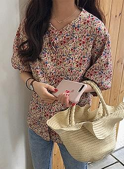 Bunny Flower Blouse