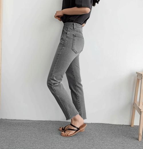 Thin slim exhaust pants
