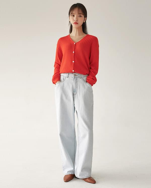 plain golgi cardigan Cardigan & Vest