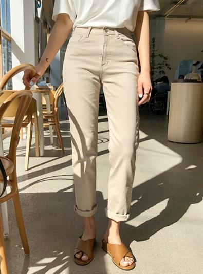 Modern beige pants
