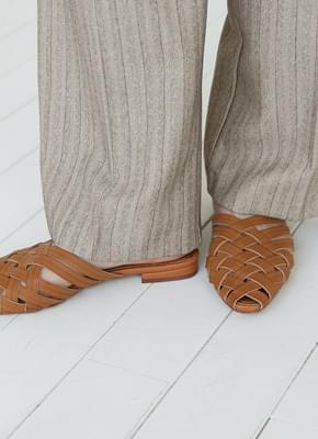 Morse Mash Slippers