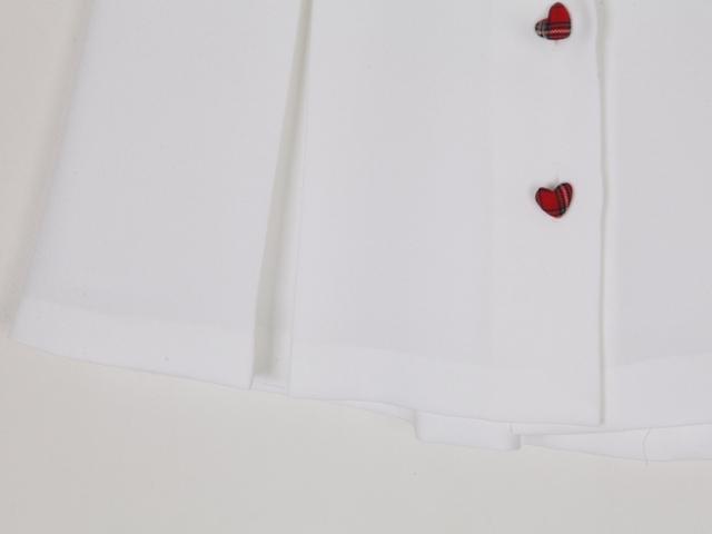 Heart button wrinkle SK