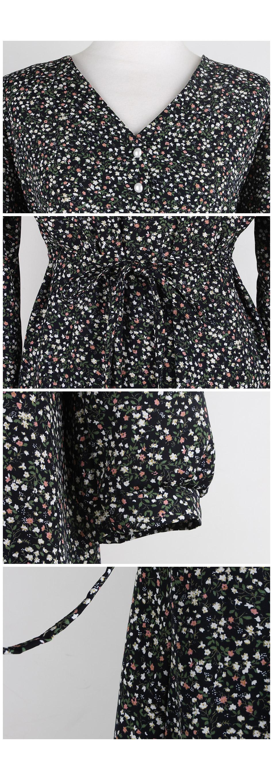 Sandy Flower Dress