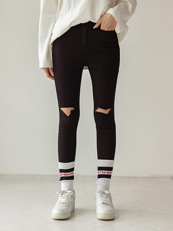 Rua Slim Skinny Denim Pants