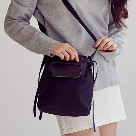Canvas Cross Bag Light Bag