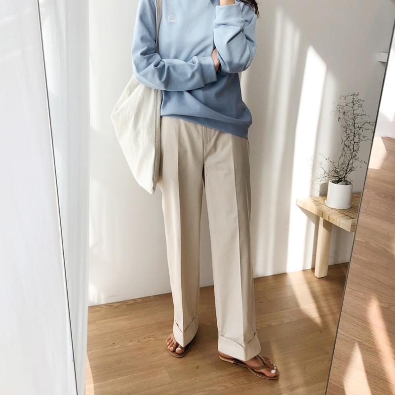 Uni-wide pants