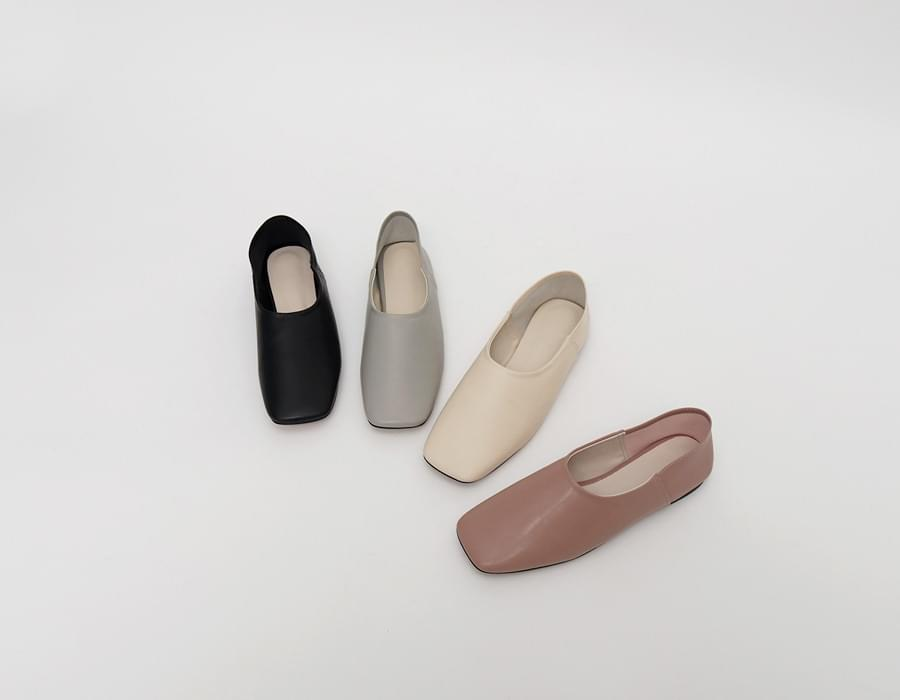 Baking soft two-way loafer_K