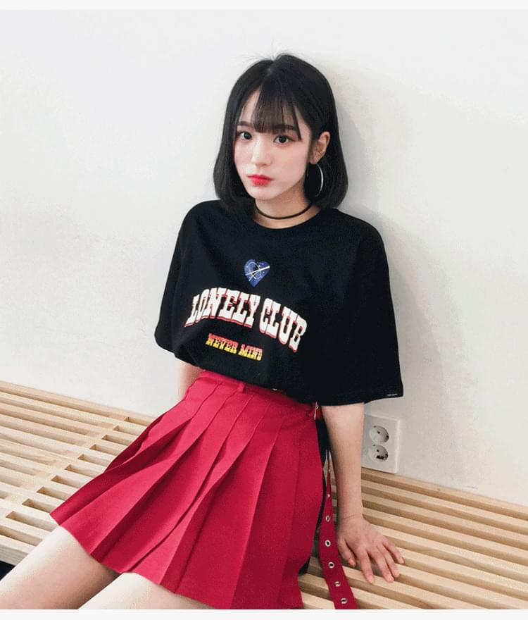 Lonely Space Gradation Top