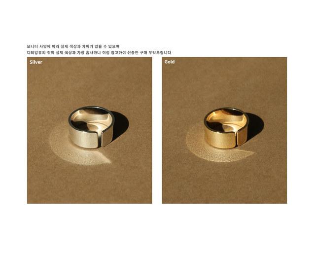 Lane slit ring