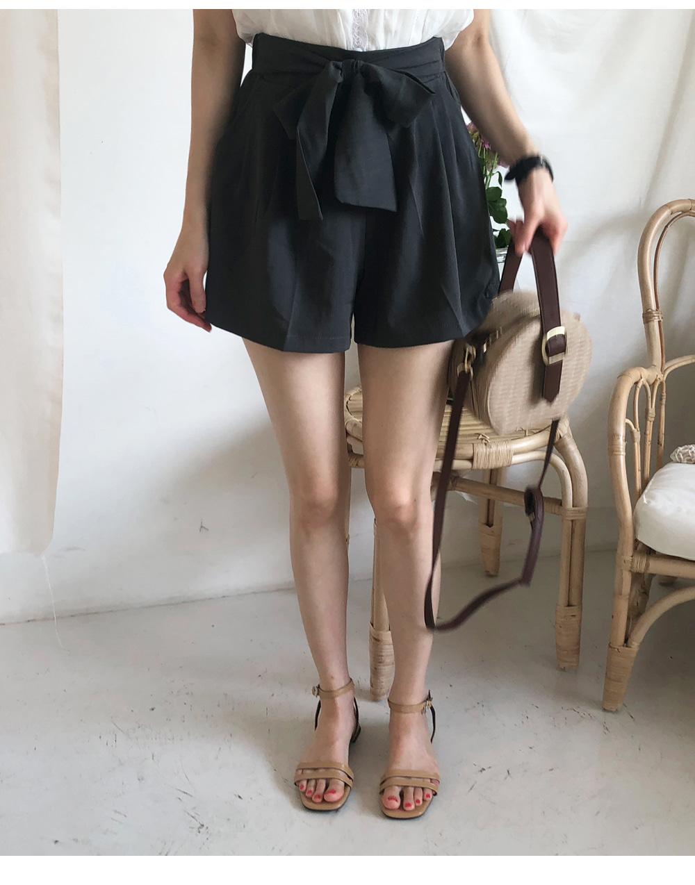 Lady Chiffon Two-Piece Blouse Pants Set
