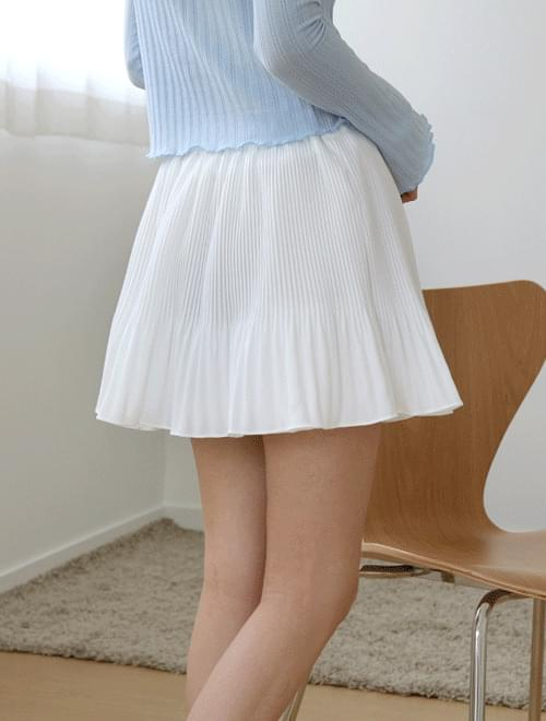 Buddy Pleated Skirt