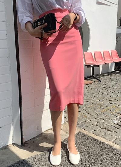 Gelato long skirt