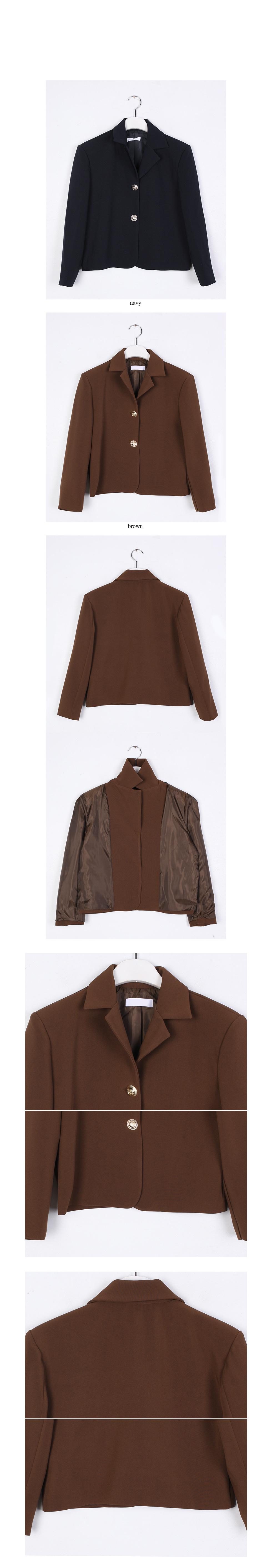 80's vintage short jacket