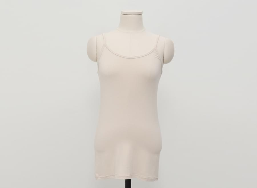 Tencel popular inner sleeveless_Y