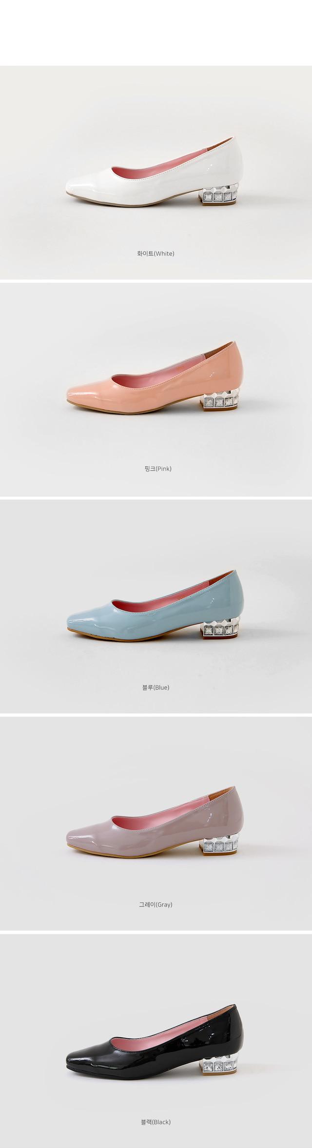 Pretty flat shoes 3cm