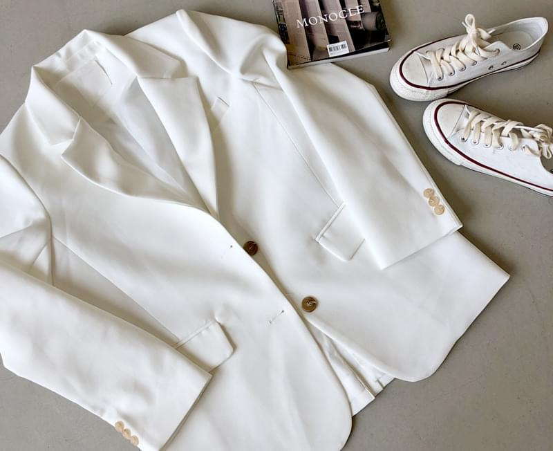 Affordable over-buffet jacket