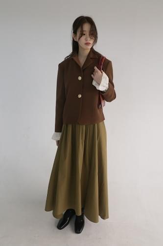 80's vintage short jacket (2colors)