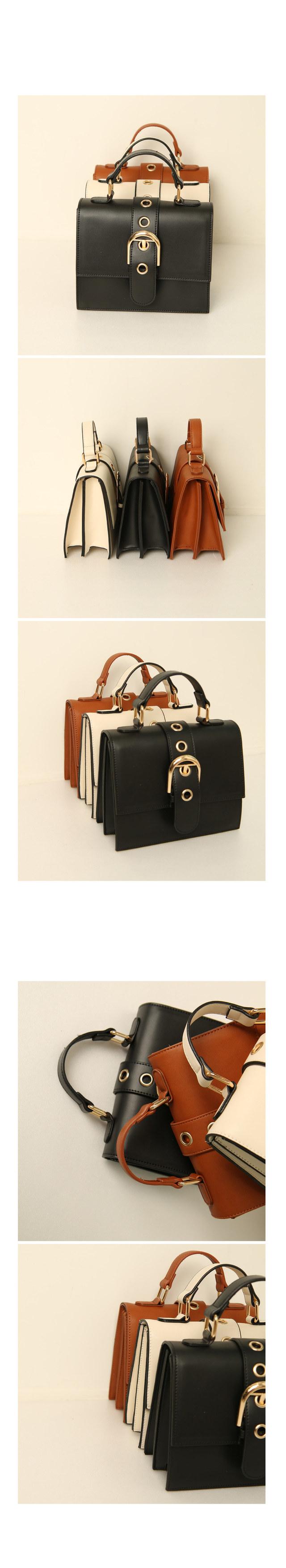 Belt Mini Square Bag
