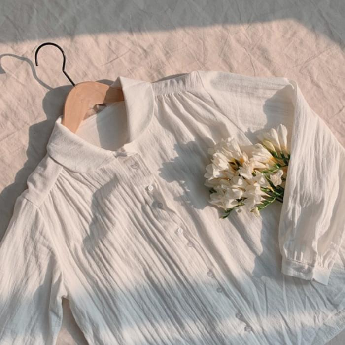 Petit White Blouse