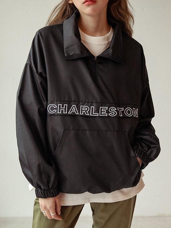 Charleston Anorak T-shirt