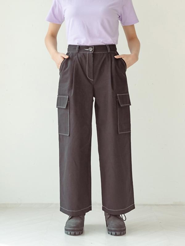 W Bang Bang Cargo Pants
