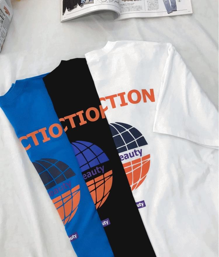 District Dixion Long Boxy T-shirt
