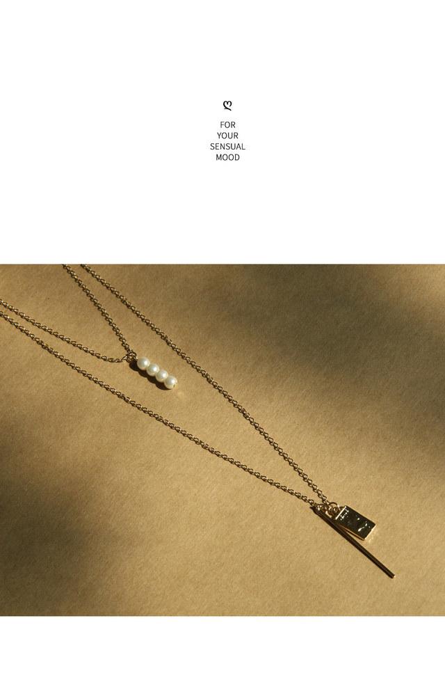 Venus Layered Necklace