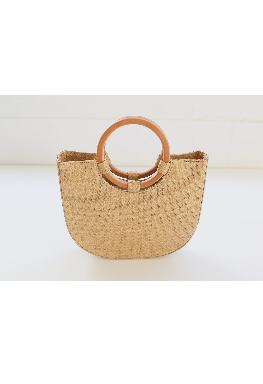 Wood Ring Bag