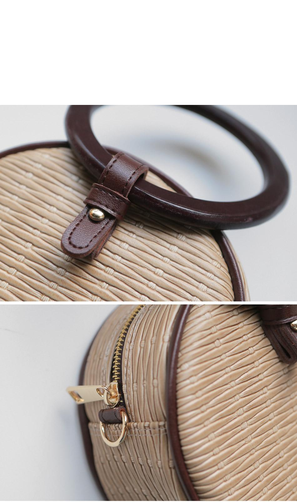 Ring tambourine bag