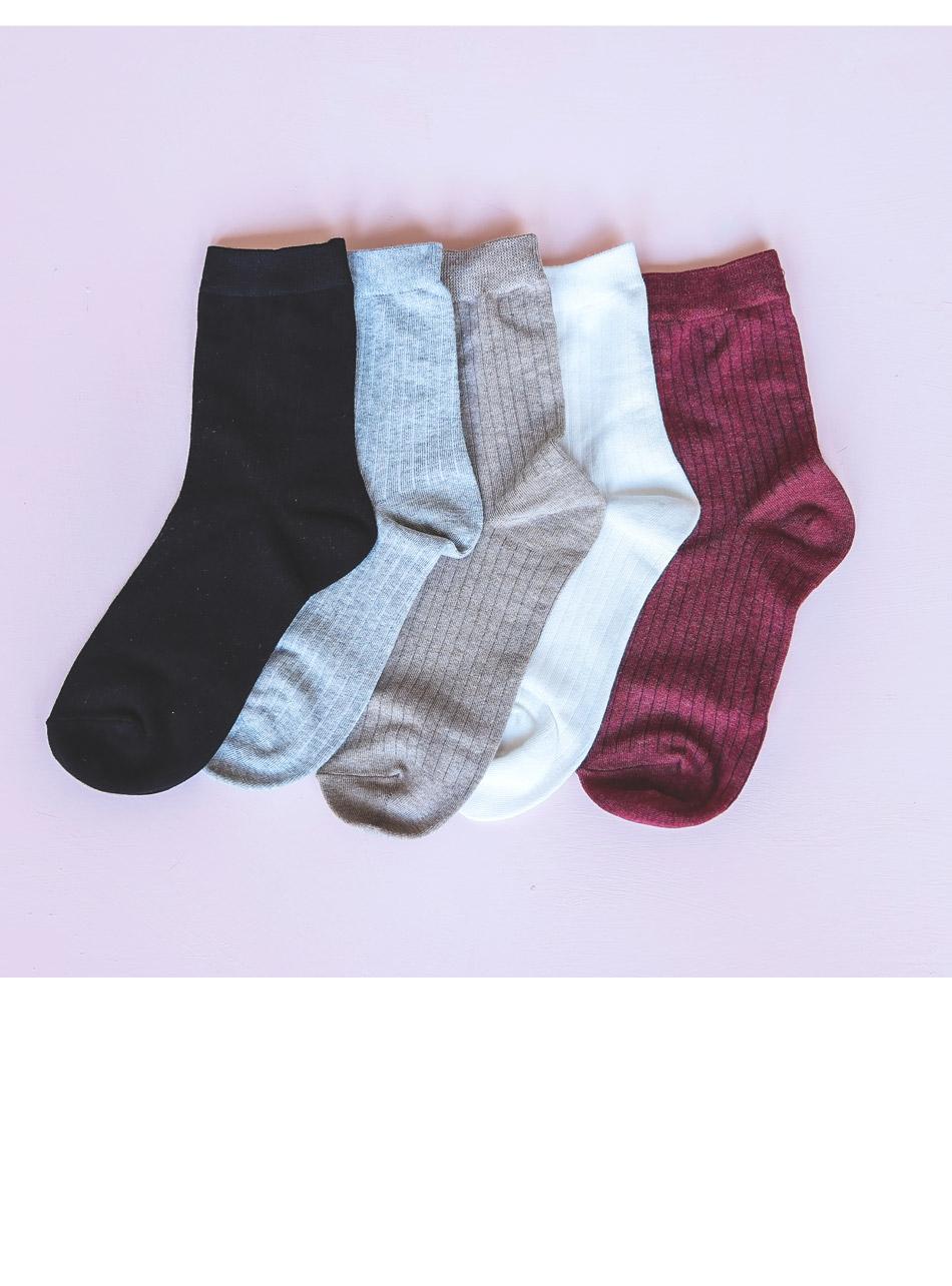 All Daybreak Socks