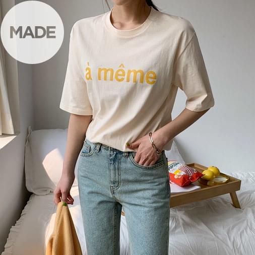 Mimi Lettering T-shirt