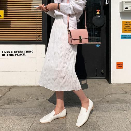 Royal Winkle Long Skirt