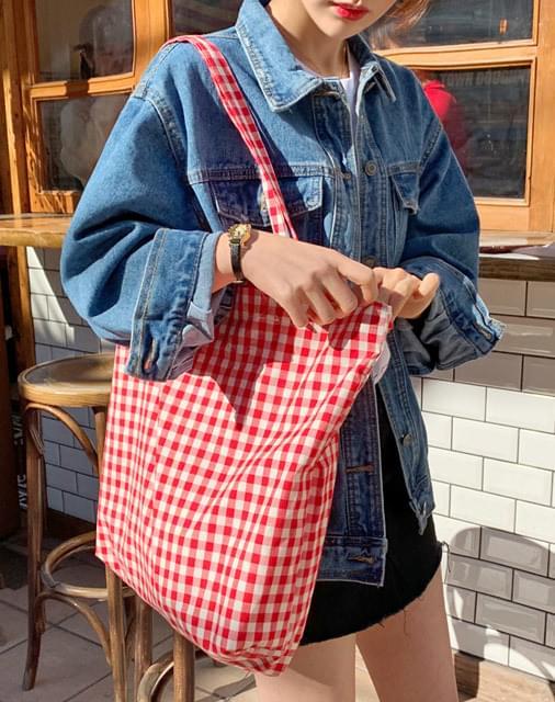 Only check eco bag