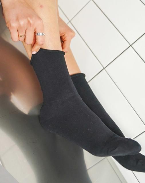 Color Rolling Socks