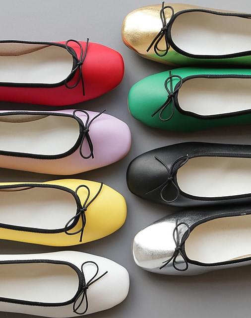 Nami Flat Shoes