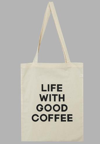 Coffee eco bag