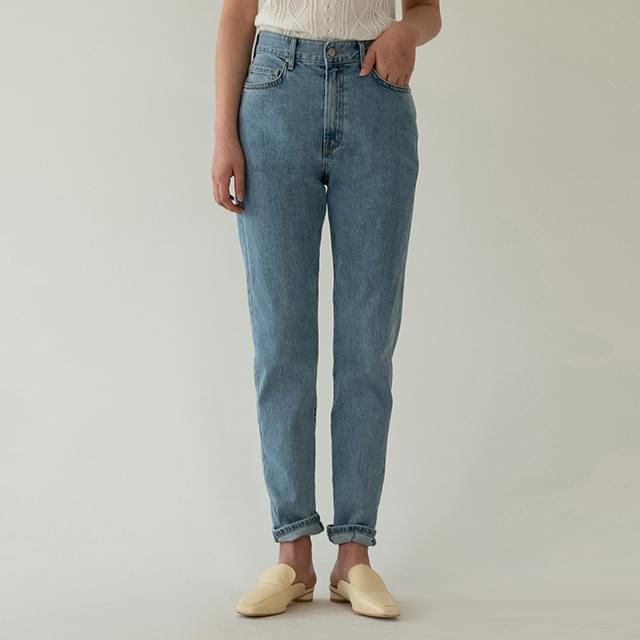 Cozy Slim Exhaust Jeans