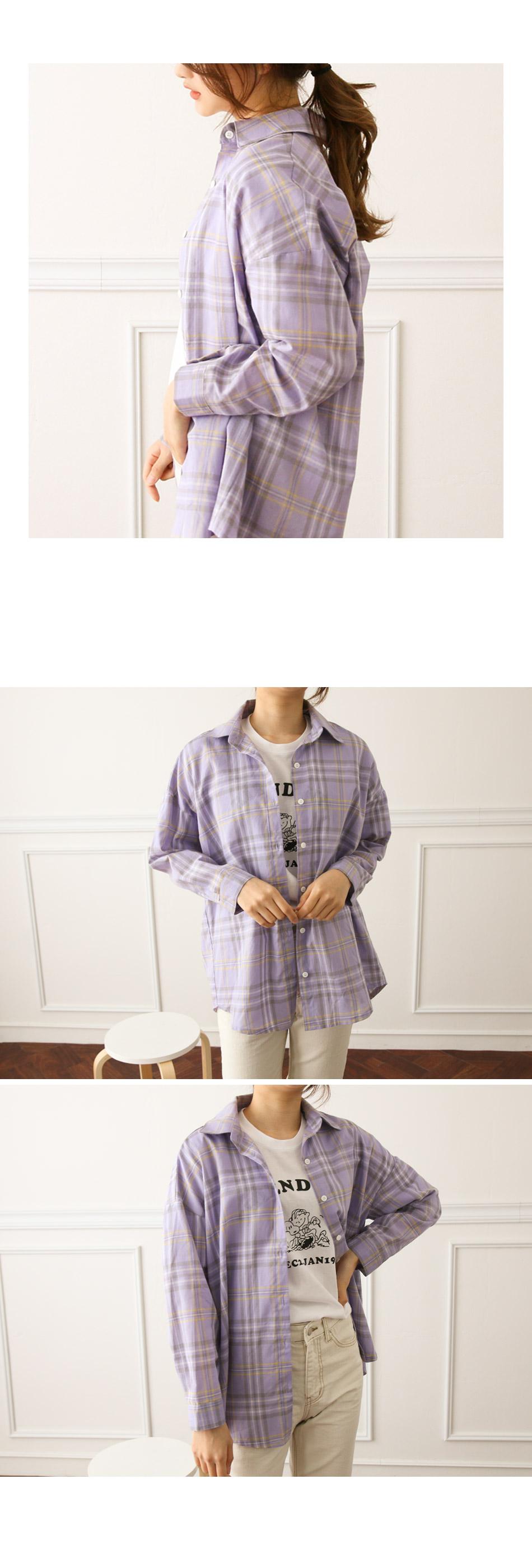 Perfume Check Shirt