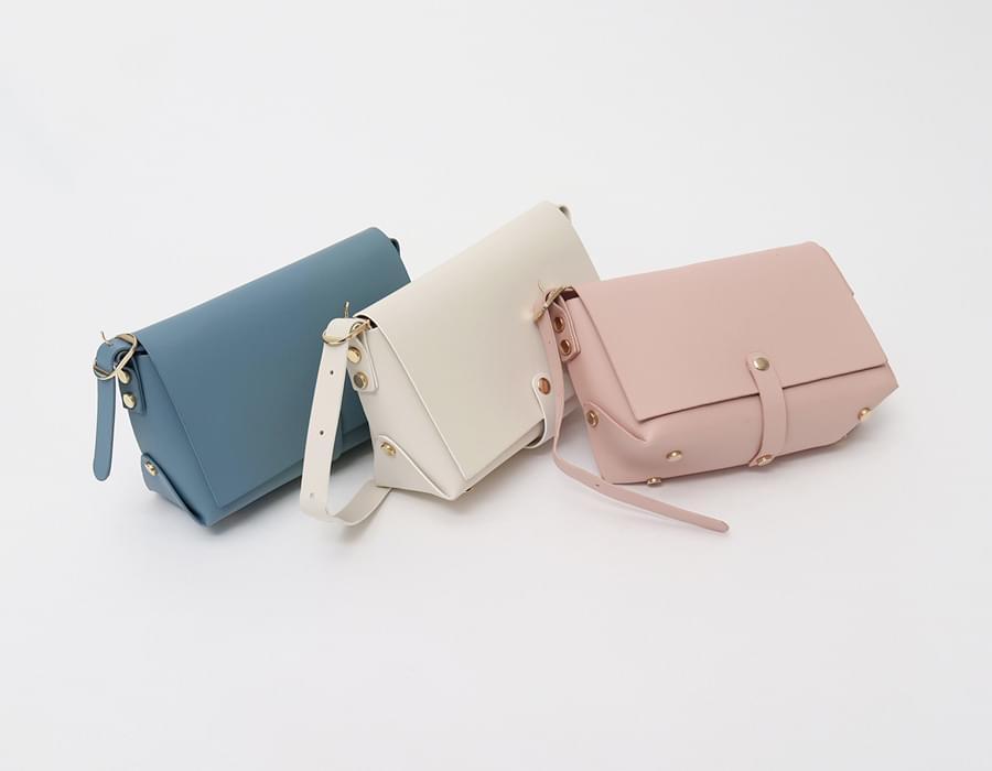 Clutch belt mini bag_K