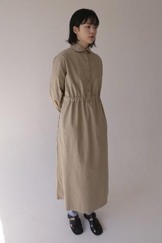 tighten string dress (3colors)