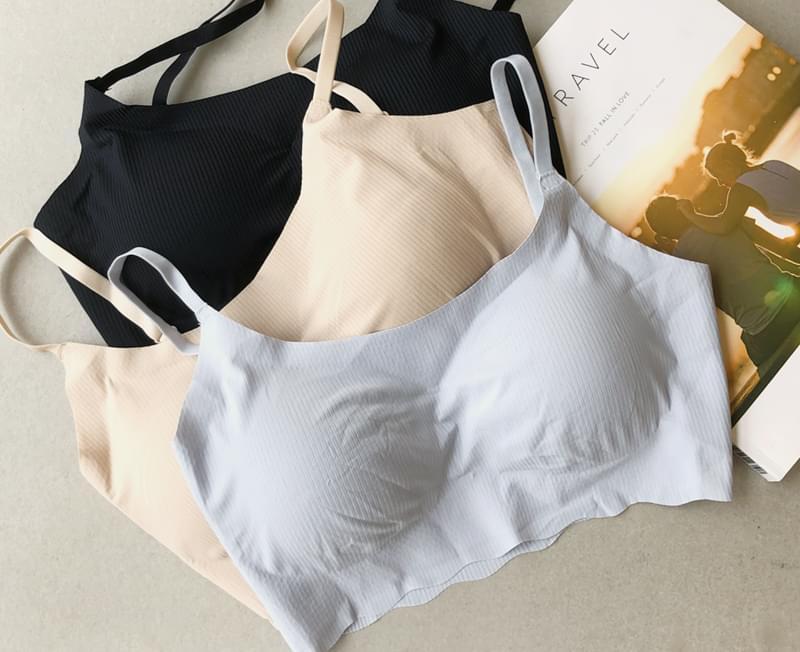 Unique comfort bra top