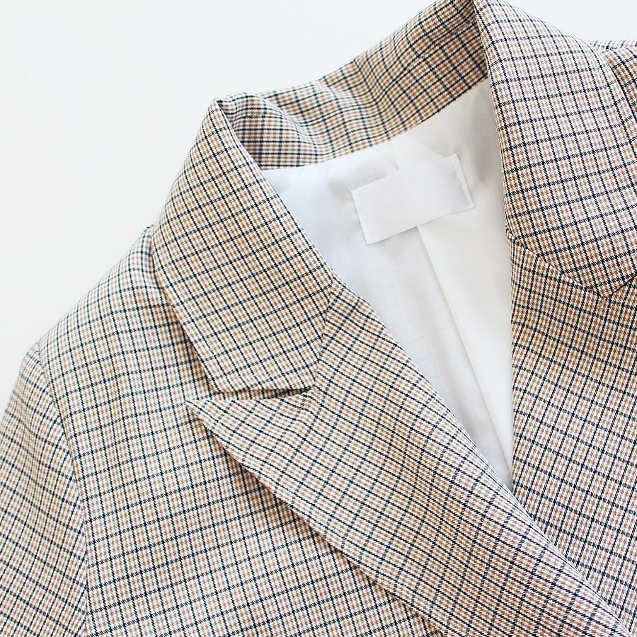 Crunch long jacket
