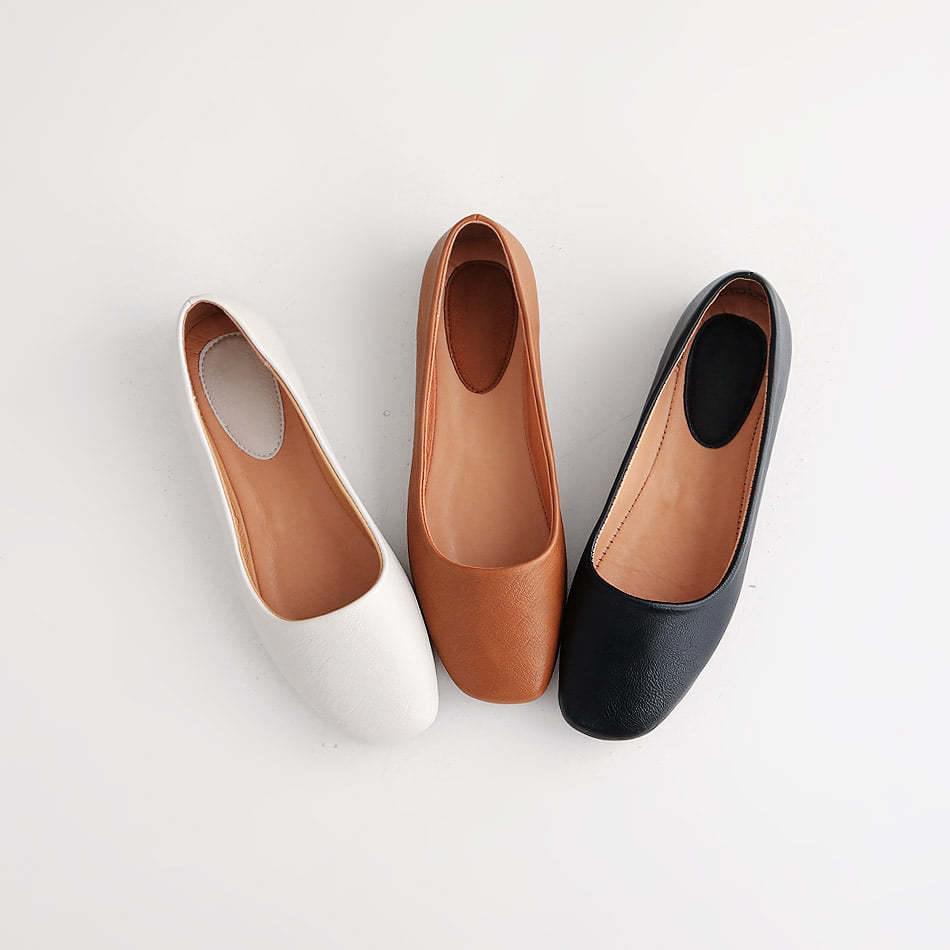 Roussein flat shoes 1cm