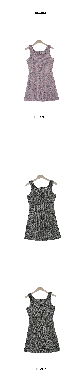 Muse tweed dress