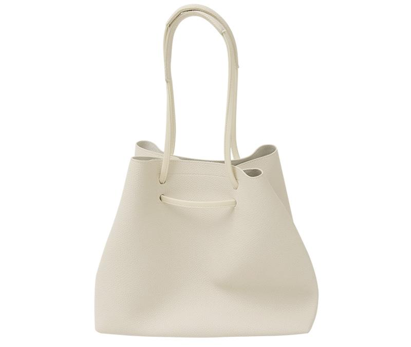 Soft big tote bag_K
