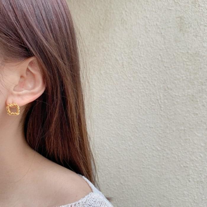Zem No.379 (earring) (은침)