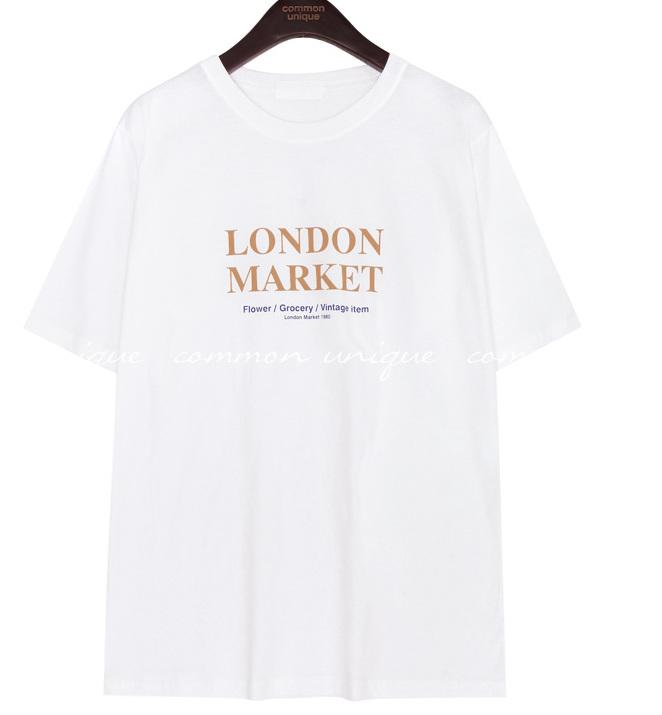 LONDON MARKET LETTERING 1/2 T