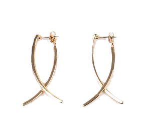 high stick earring
