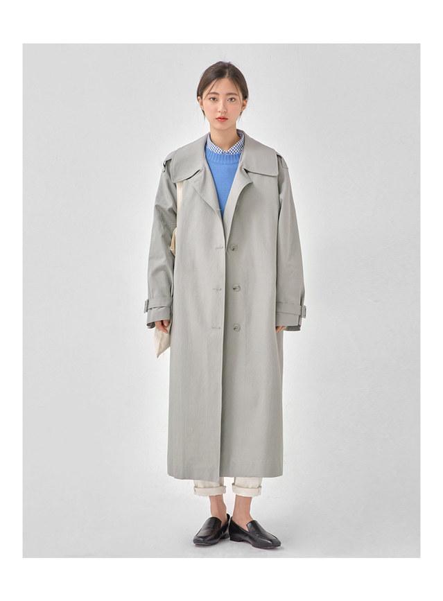 praha basic trench coat