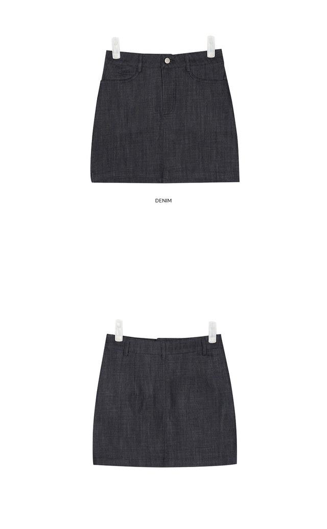 work mini denim skirts